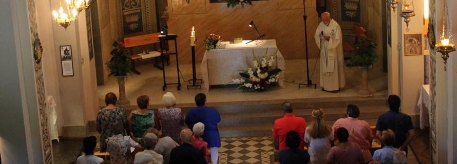 Castellbell i el Vilar celebra el dia de la seva patrona.