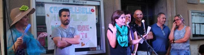 Castellbell i el Vilar dona el tret de sortida de la Festa Major 2018, amb el pregó i la nit Jove.