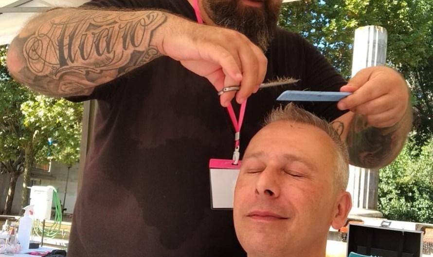 Quina pelada de cabell… solidària a Súria