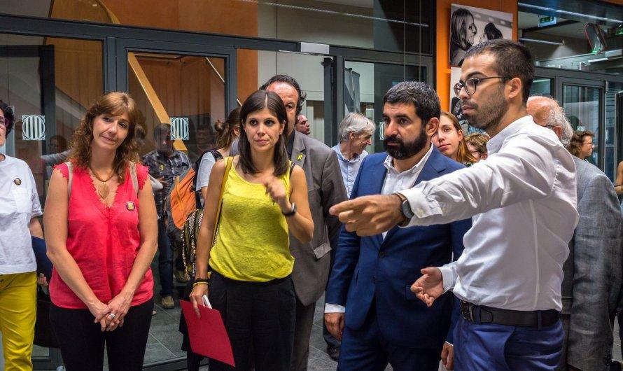 L'exposició 'Els herois de l'1-O' ensenyarà a Artés la brutalitat de la Guàrdia Civil a Sant Joan