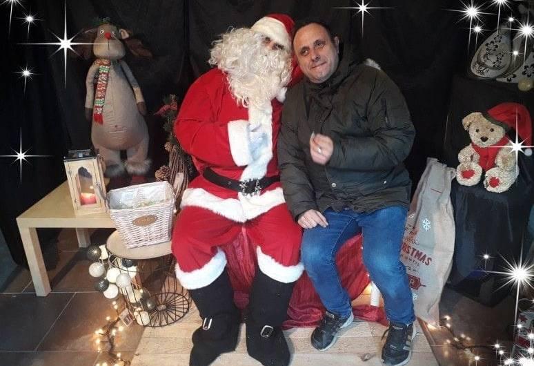 El Pare Nadal lector de Castellvilarenc.info!!!!!!