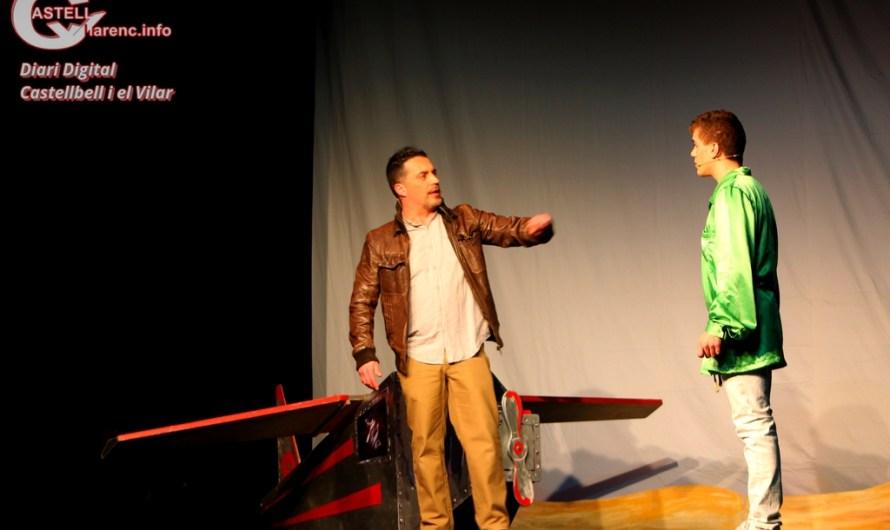 El petit Príncep torna a Castellbell i el Vilar, dos anys i un dia, aquest cop en teatre.