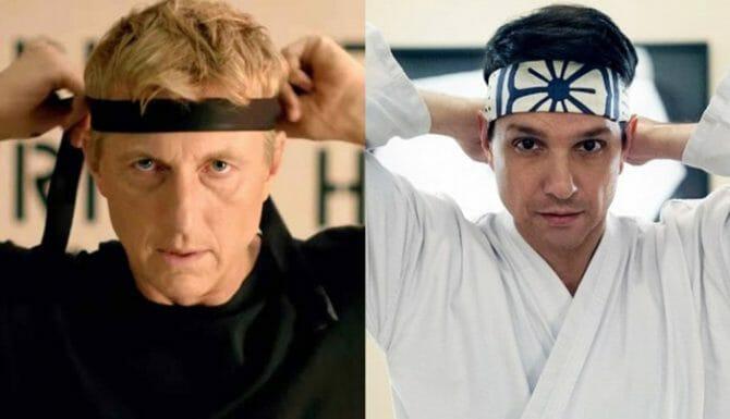 """Crispetes i acció: """"Cobra Kai"""": el retorn dels originals de «Karate Kid»"""
