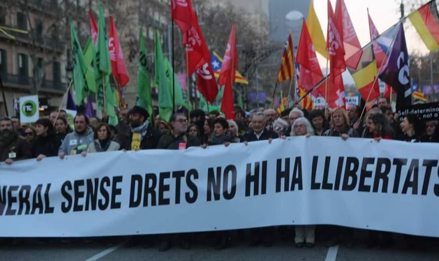 21F-Vaga General: Sense drets no hi ha LLibertats!!!