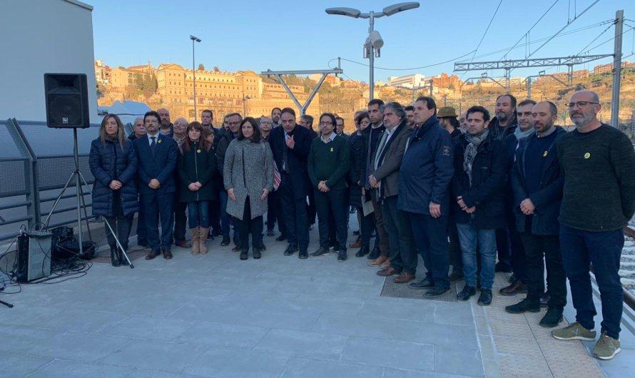"""Alcaldes del Bages diuen """"PROU"""" a RENFE"""