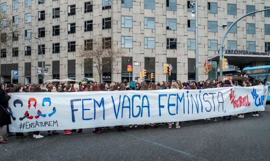 Castellbell i el Vilar commemora la jornada reivindicativa del 8 de març