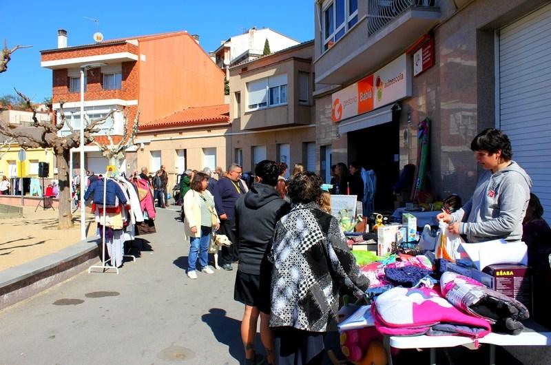 El mercat de segona mà/Fora stocks de Castellbell i el Vilar: un èxit