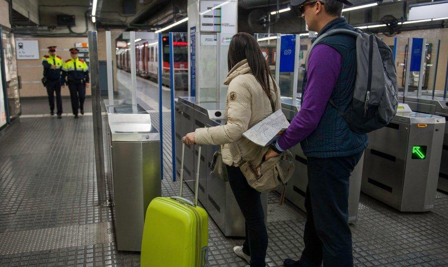 Si vas en metro, vigila