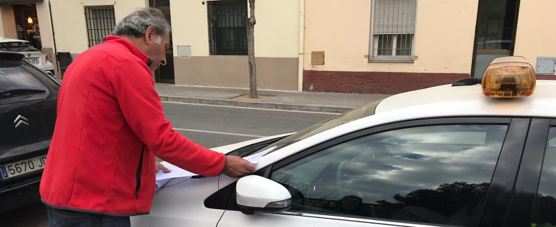La Diputació de Barcelona redacta un projecte per fer més segura la carretera que travessa Castellbell i el Vilar