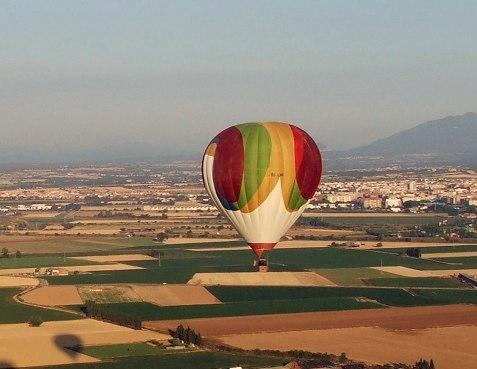 El reportatge: Enlaira't i descobreix Catalunya en globus