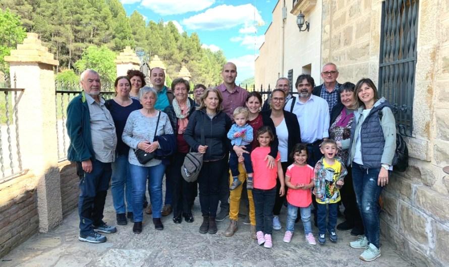 El col·lectiu El Brogit, celebra el seu dinar de col·laboradors.