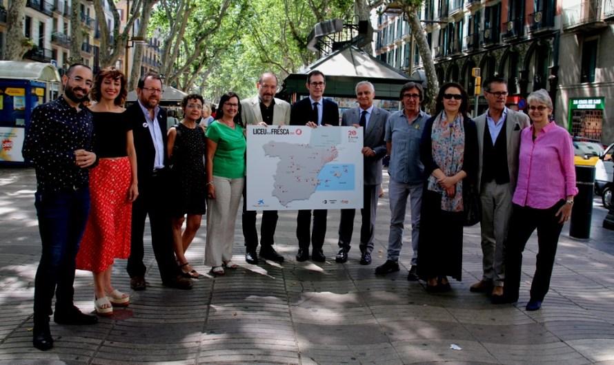 Liceu a la fresca un any més a Castellbell i el Vilar