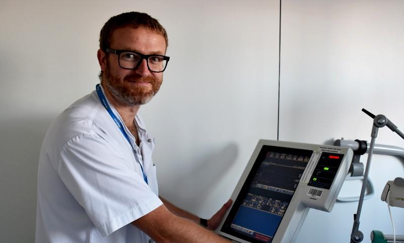 Althaia lidera un estudi multicèntric sobre la respiració artificial