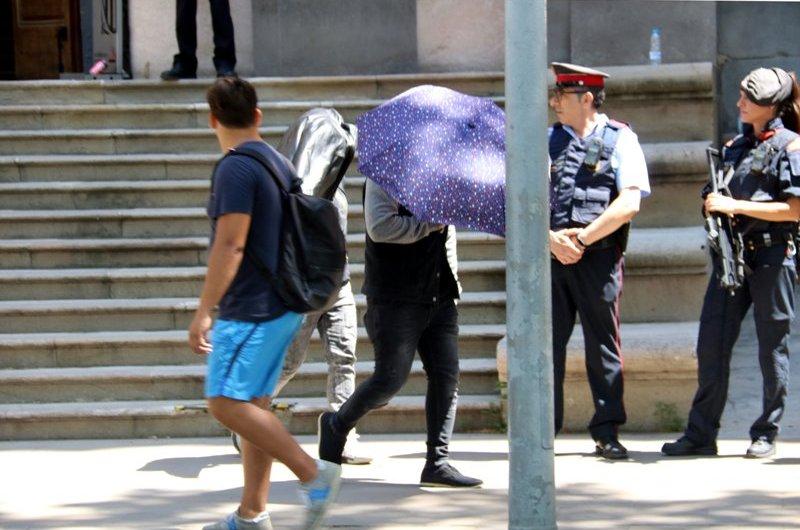 La Fiscalia no recorrerà al Suprem la condemna per abusos sexuals als membres de 'la Manada' de Manresa