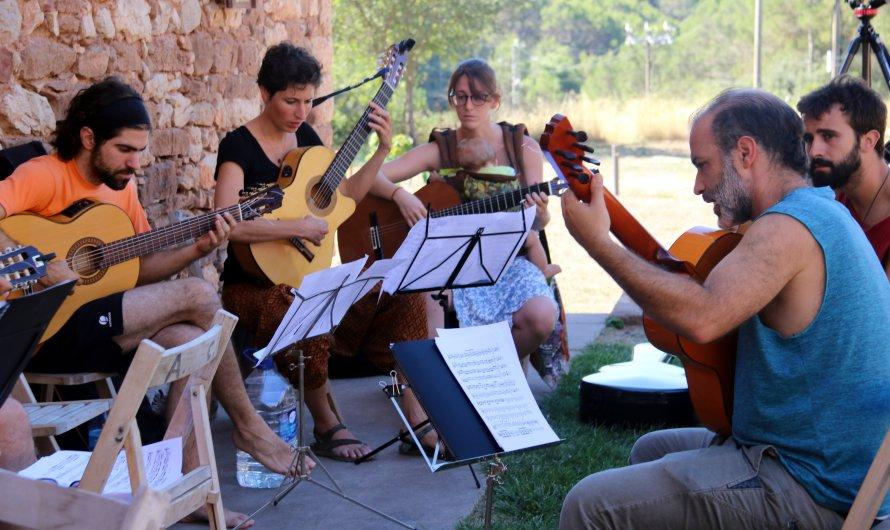 Castellnou de Bages es converteix en capital de la música tradicional Ibèrica