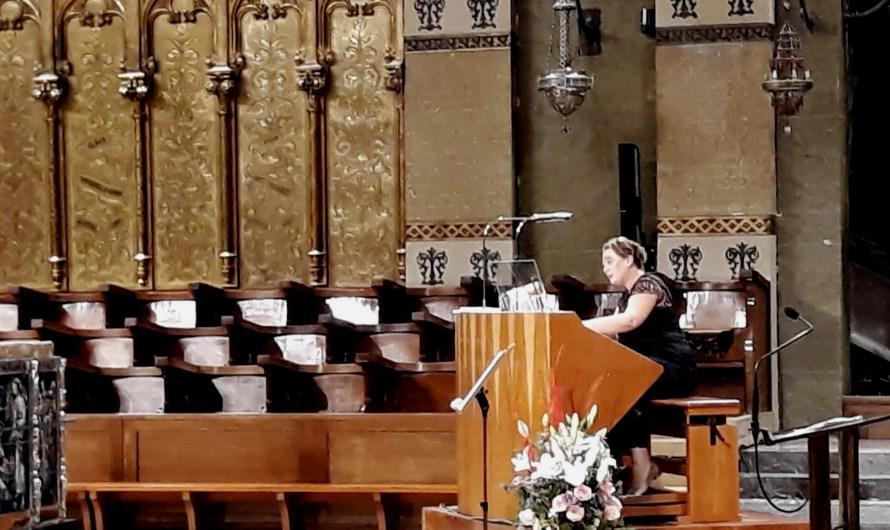 El IX Festival Internacional Orgue de Montserrat tanca una edició d'èxit amb la mirada posada en el 2020