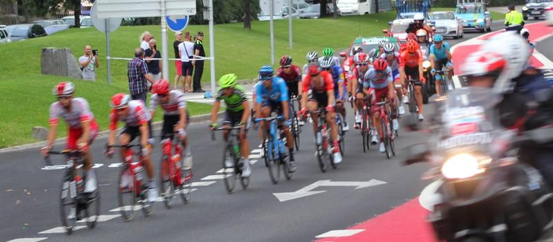 «La Vuelta» passa per Castellbell i per Monistrol de Montserrat.