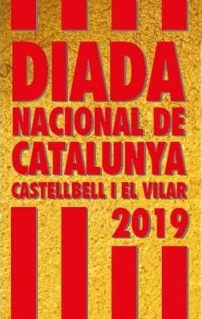 Els actes de la diada a Castellbell al Casino Burés