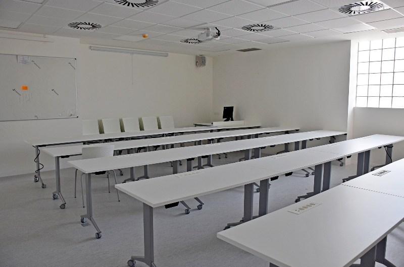 Tot a punt per a l'inici de l'activitat docent del grau de Medicina de la UVIC-UCC a Manresa