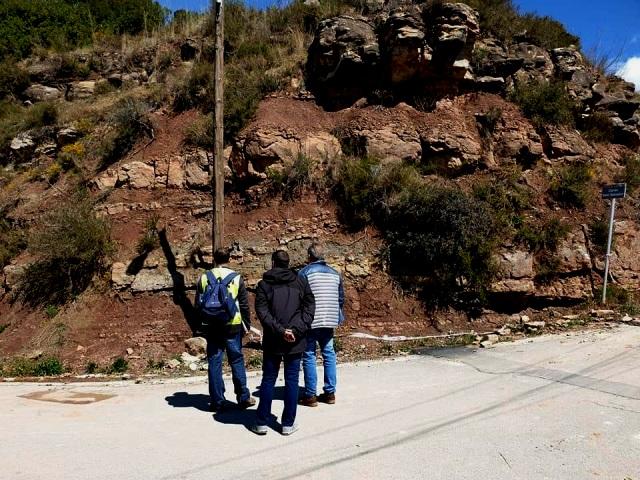 L'Ajuntament de Castellbell i el Vilar licita les obres d'estabilització del talús del carrer Riera