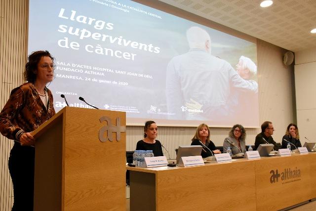 Les IV Jornades d'Oncologia a la Catalunya Central posen en valor el model d'atenció al llarg supervivent de càncer que ofereix el territori