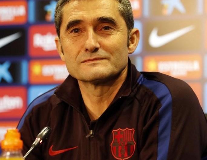 El Barça fa fora Valverde