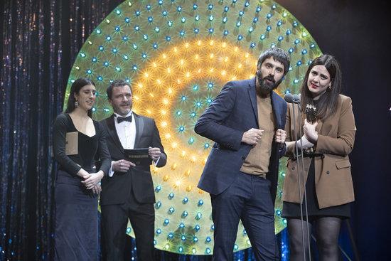 Les pel·lícules 'La hija de un ladrón' i 'Els dies que vindran' triomfen als Premis Gaudí amb tres guardons cadascuna