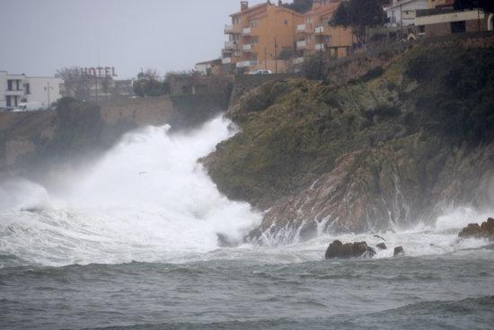 Protecció Civil activa l'Alerta del pla Ventcat per la previsió de fort vent dimarts