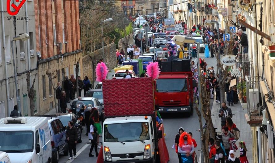 Castellbell i el Vilar reformula la festa de Carnestoltes aquest any