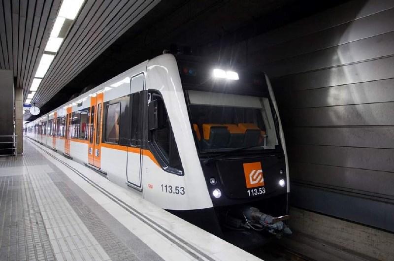 FGC guanya un 2% de viatgers a la línia Llobregat-Anoia per la ZBE