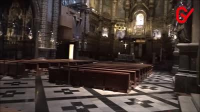 Les esglésies del bisbat de Vic tornen a obrir les portes a les misses amb fidels