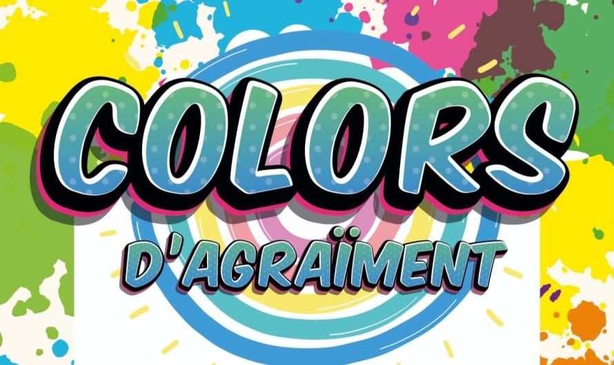 Colors d' agraïment a Castellbell
