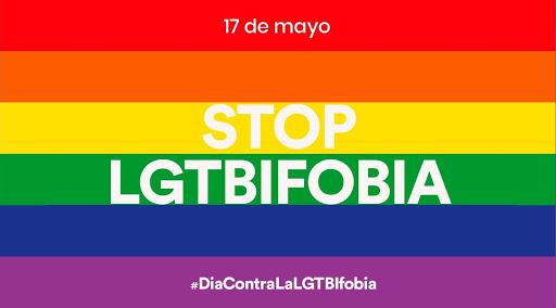 Stop LGTBIfòbia!!