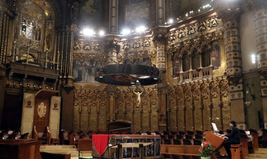 Montserrat torna a programar un cicle de concerts d'orgue per aquest estiu amb artistes de proximitat