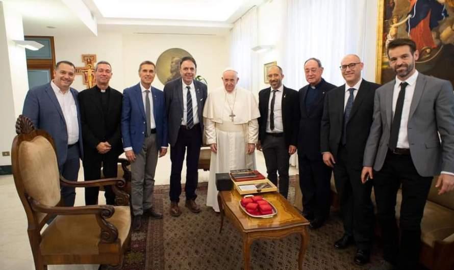 El papa Francesc interessat a visitar Manresa