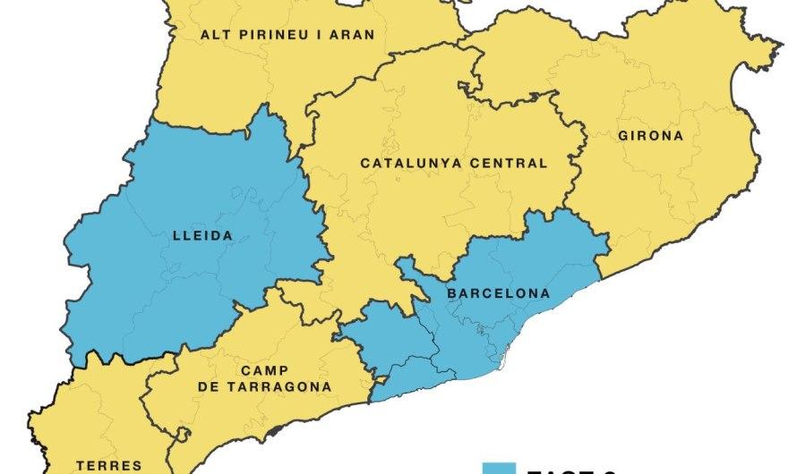 Castellbell i el Vilar entrarà a la Fase 3 dilluns 15 de Juny