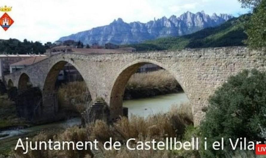 Ple telemàtic Extraordinari Ajuntament de Castellbell i el Vilar.(emissió en diferit)