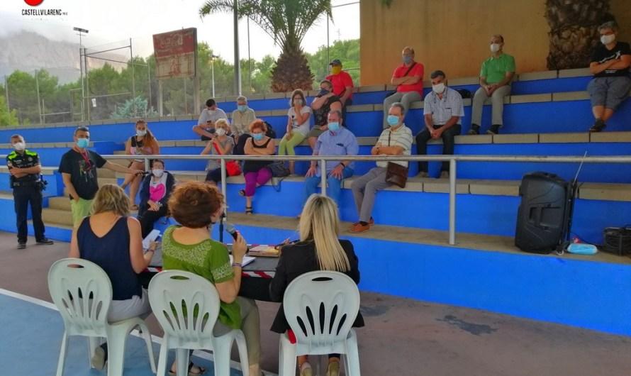 L'ajuntament es reuneix amb les entitats locals