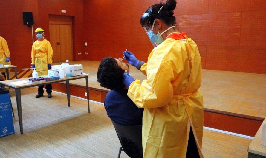 La Catalunya central unes 8 mil persones han donat positiu per PCR al llarg del mig any de la pandèmia