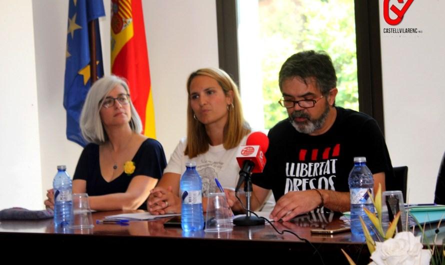 ERC de Castellbell contra el decret de Sánchez amb els Ajuntaments