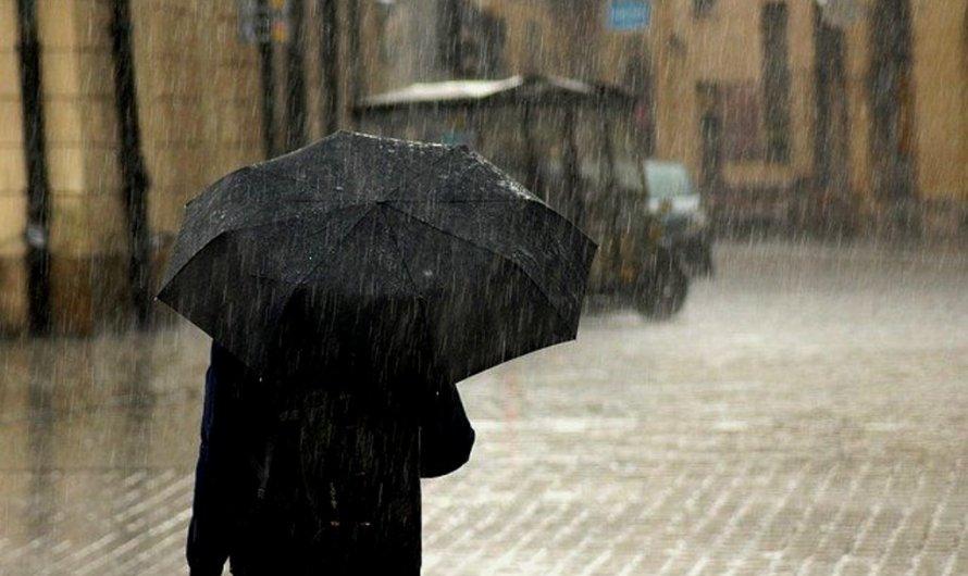 Pluges fins dijous