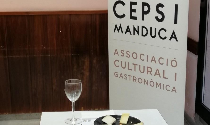 El tast de vins i formatges obre el Coviu20.