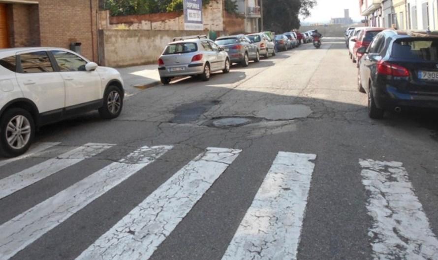 Comencen els treballs de millora a vint vials de Manresa amb un cost de 350.000 euros