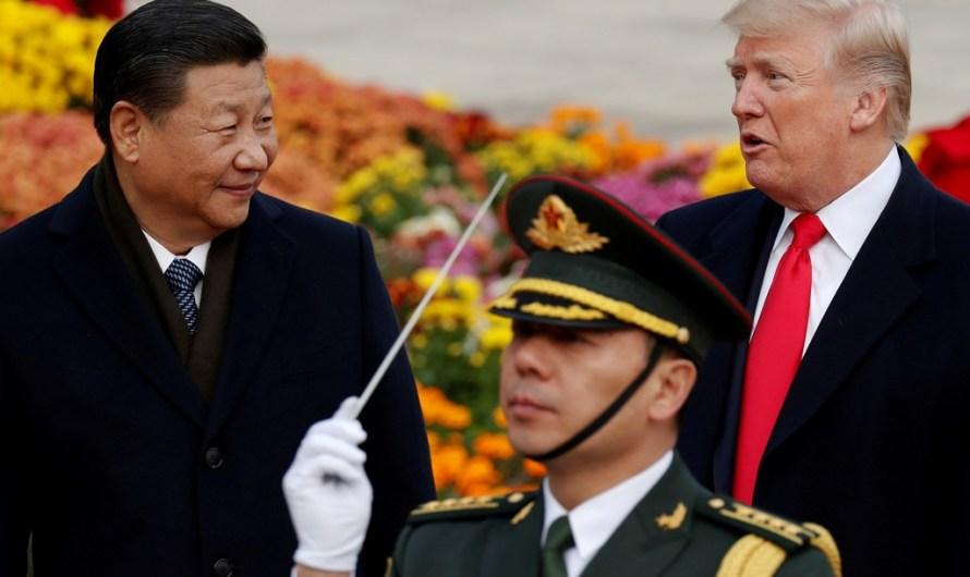 """La decadència als EUA i una Xina """"més agressiva"""" a l'ordre geopolític postcovid."""