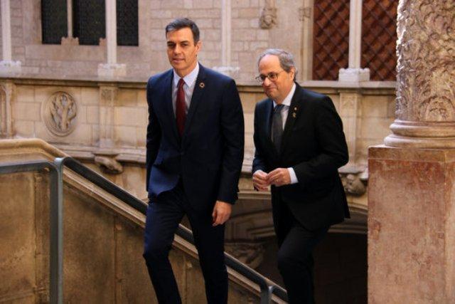L'apunt d'en Pere: El tenim pressa d'Espanya.