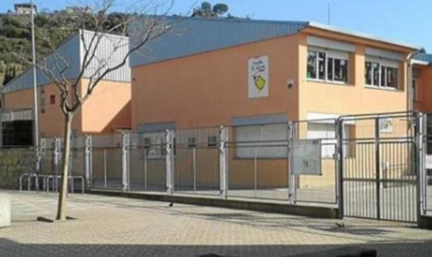 Dos grups escolars d'una escola de Sant Vicenç confinats