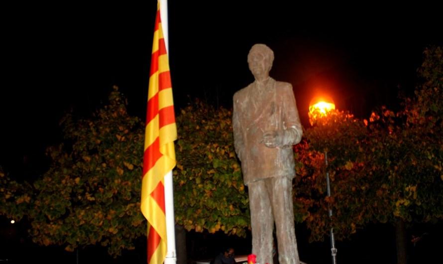 L'ajuntament de Castellbell i el Vilar commemora els 80 anys de l'afusellament del president de la Generalitat de Catalunya Lluís Companys