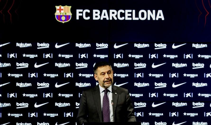 Dimiteix el President del FC Barcelona Josep Maria Bartomeu