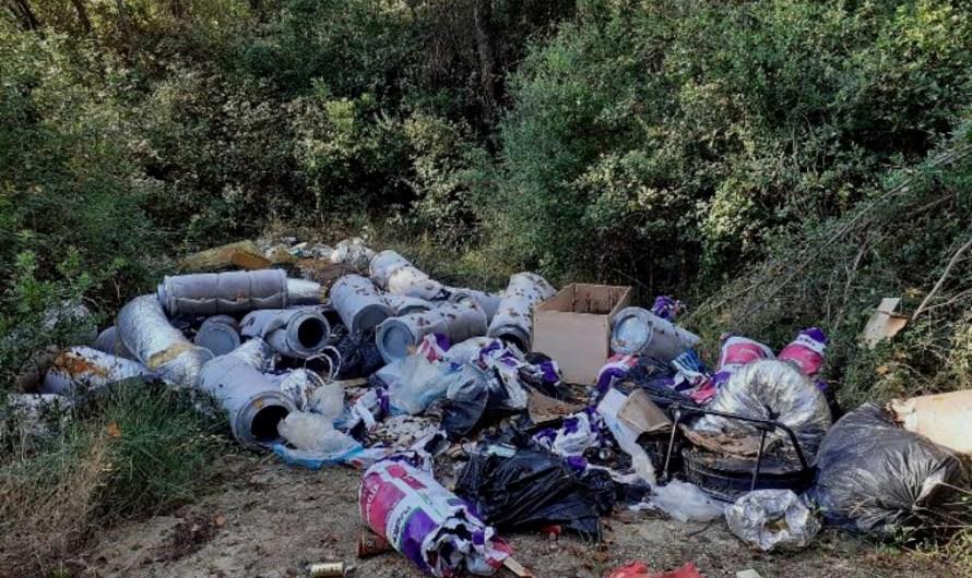 Castellbell i el Vilar obté un ajut de l'ARC per netejar quatre abocaments incontrolats