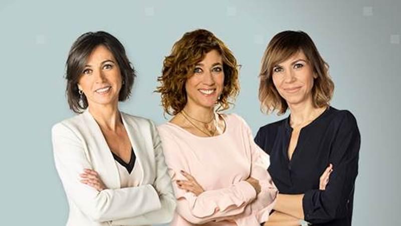 Lídia Heredia, Helena Garcia Melero i Cristina Puig presentaran les campanades a TV3
